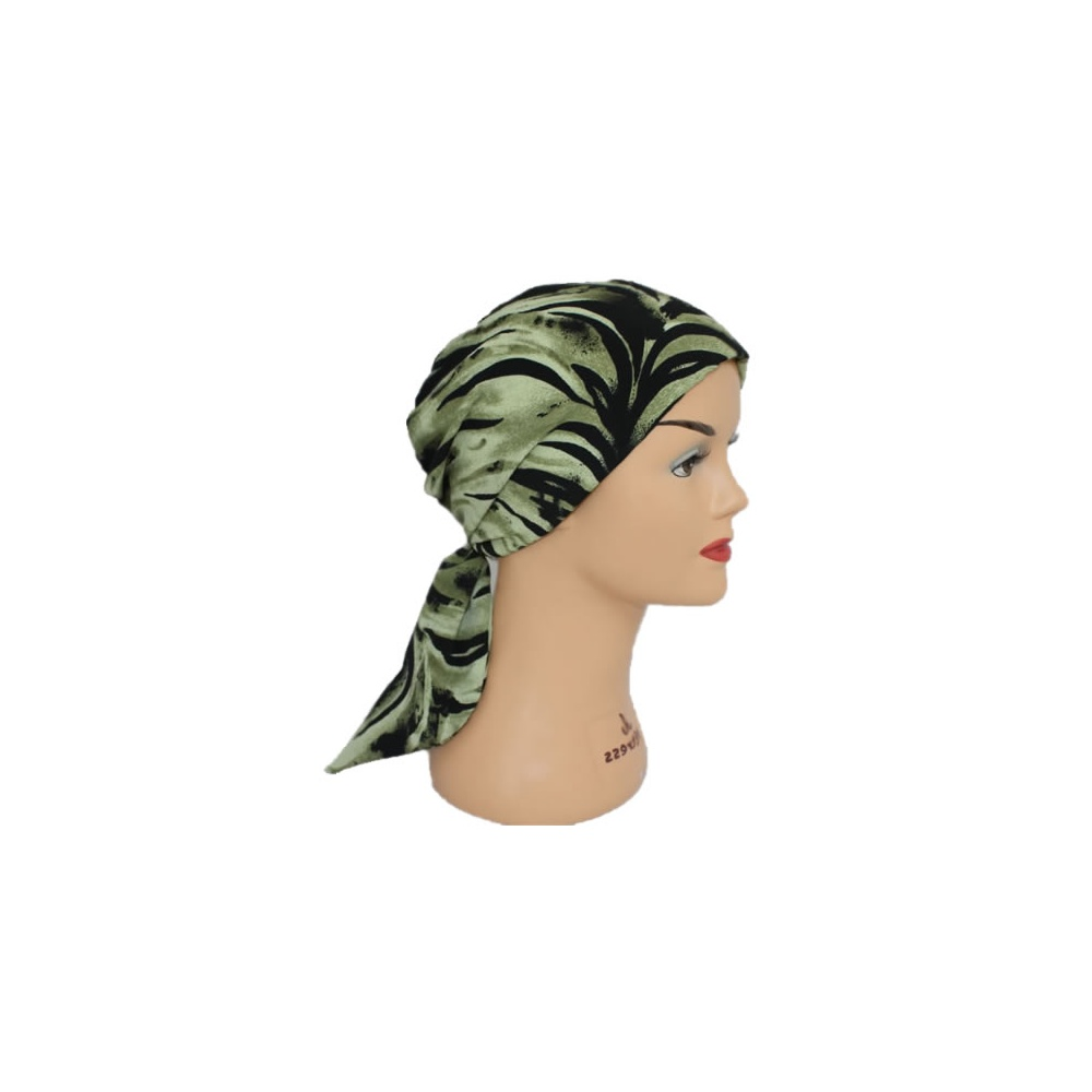 313b8c5b9 padded cotton scarf for cancer patients, easy tie non slip head scarves