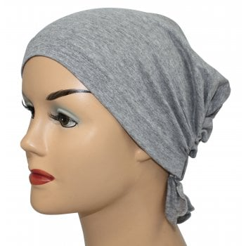 Bamboo Katie Scarf in Marl Grey