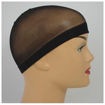 Black Nylon Wig Liner