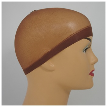 Brown Nylon Wig Liner