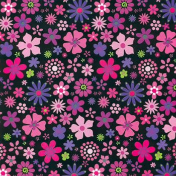 Busy Daisies Gift Wrap