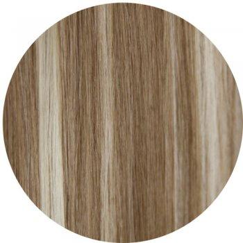 Clip In Neat Cut Fringe - 18P613 Brown/Blonde