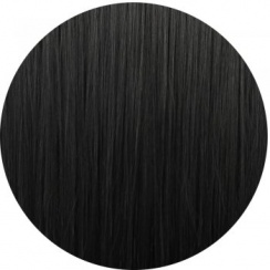 Clip In Straight Fringe - 1 Jet Black