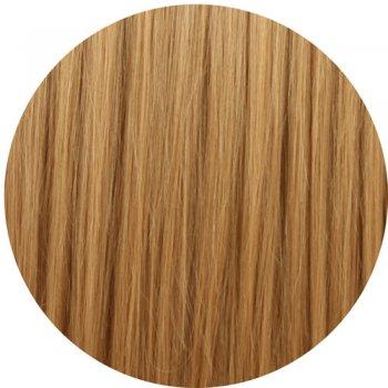 Clip In Straight Fringe - 16 Copper Brown
