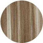 Clip In Straight Fringe - 18P613 Brown/Blonde