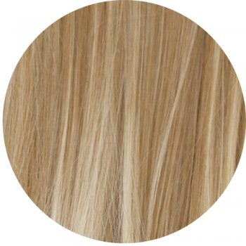 Clip In Straight Fringe - 27T613 Dipdye Blonde
