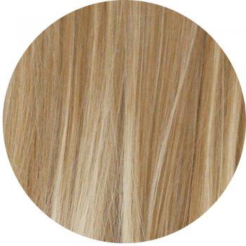 Clip In Straight Fringe - 27T613 Dipdye Blonde