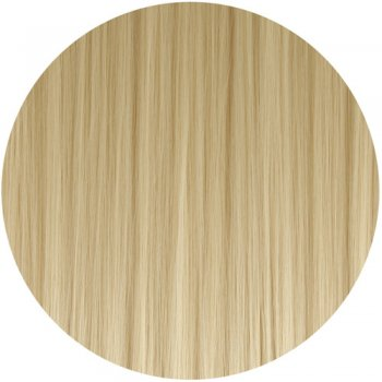 Clip In Straight Fringe - 613 Pale Blonde
