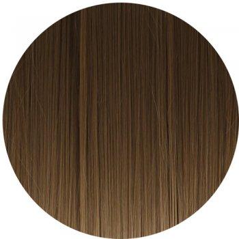 Clip In Straight Fringe - 8 Light Brown