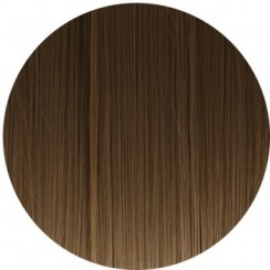 Clip In Straight Fringe - 8 Light Brown