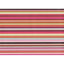 Colourful Stripes Gift Wrap
