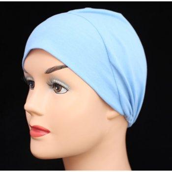 Denim Blue Light Jersey Cap