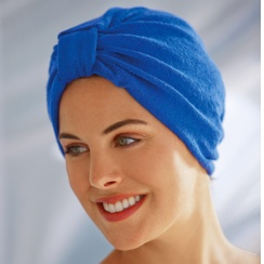 Towelling Turbans