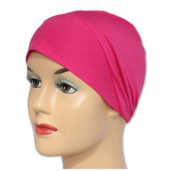 Fuschia Light Jersey Cap