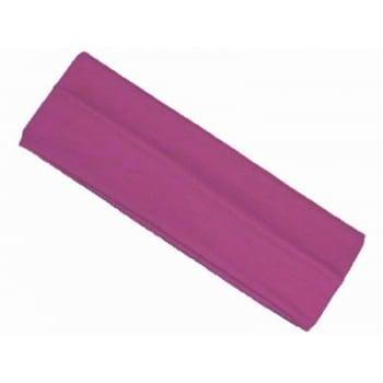 Fuschia Pink 7Cm Wide Headband