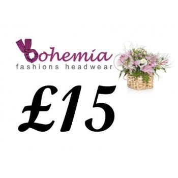 Gift Voucher For £15