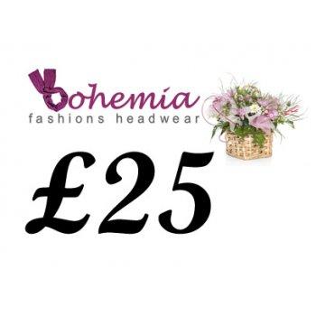 Gift Voucher For £25
