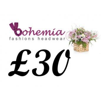 Gift Voucher For £30