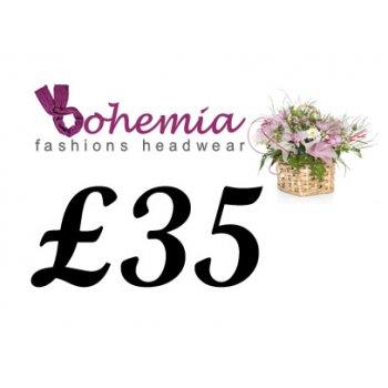 Gift Voucher For £35