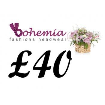 Gift Voucher For £40