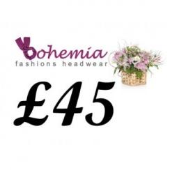 Gift Voucher For £45