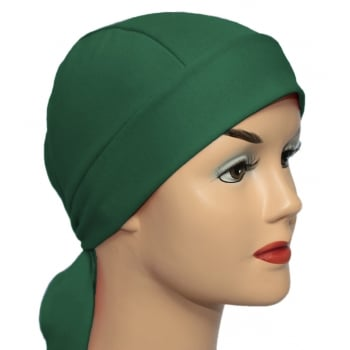 Green Bandana 100% Cotton Jersey