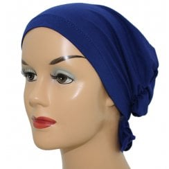 Katie Scarf in Royal Blue