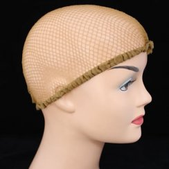 Light Brown Nylon Hair Net