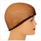 Mid Brown Nylon Hair Net