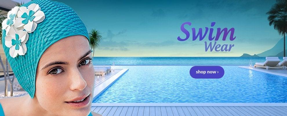 Petal Swim Cap