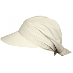 Natural/Beige Visor Hat