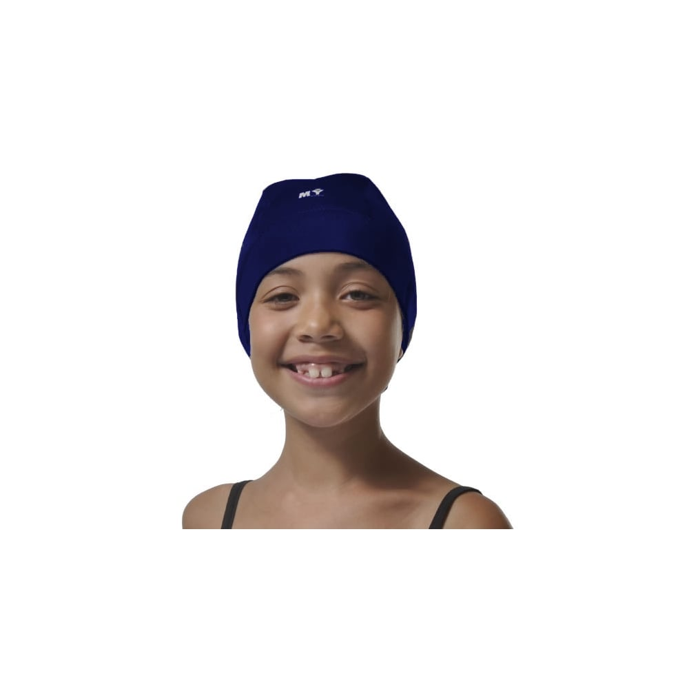 Neoprene Adjustable Swim Caps In Navy (Junior Diva) 81e44a960e9