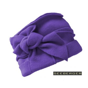 Paris Wool Hat In Purple/Violet
