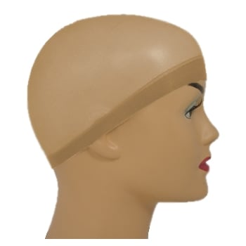 Petite Blonde Nylon Wig Liner (pack of 2)