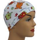 Petite Little Monsters 100% Cotton Jersey Head Cap