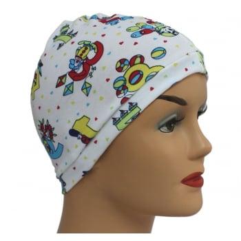 Petite One to Ten 100% Cotton Jersey Head Cap