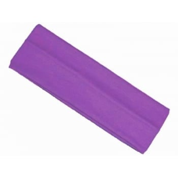 Purple 7Cm Wide Headband
