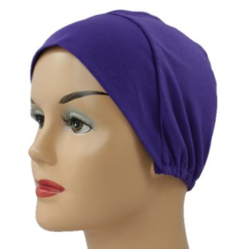 Purple Light Jersey Cap