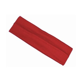 Red 7Cm Wide Headband