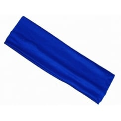 Royal Blue 7Cm Wide Headband