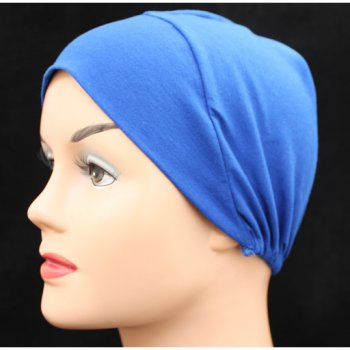 Royal Blue Light Jersey Cap