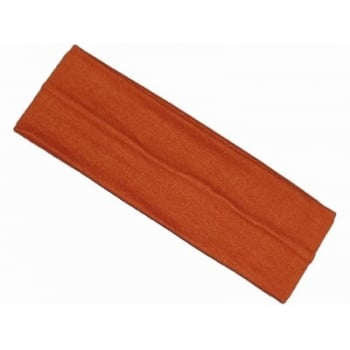 Rust 7Cm Wide Headband