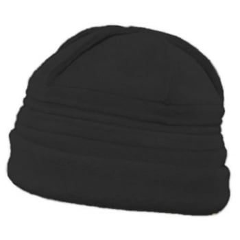 Sally Fleece Hat In Black