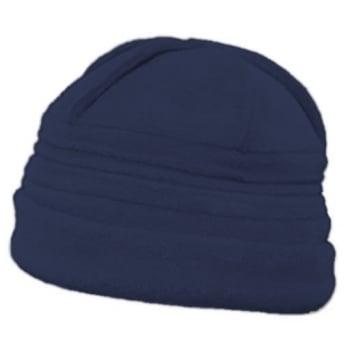 Sally Fleece Hat In Navy