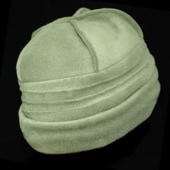 Sally Fleece Hat In Olive