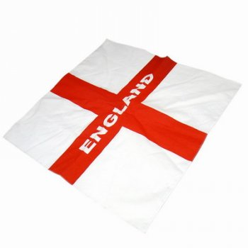 St Georges England Flag Square Bandana