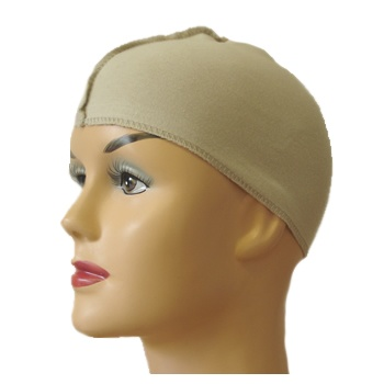 Tan Cotton Wig Liner
