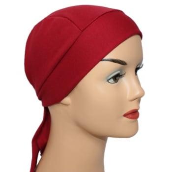 Vino Red Bandana 100% Cotton Jersey