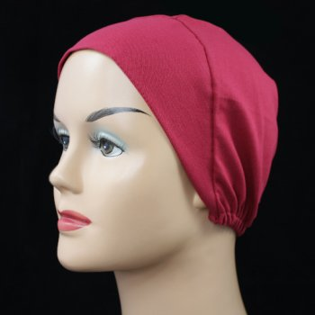 Vino Red Light Jersey Cap