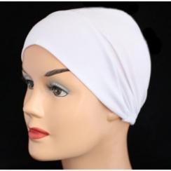 White Light Jersey Cap